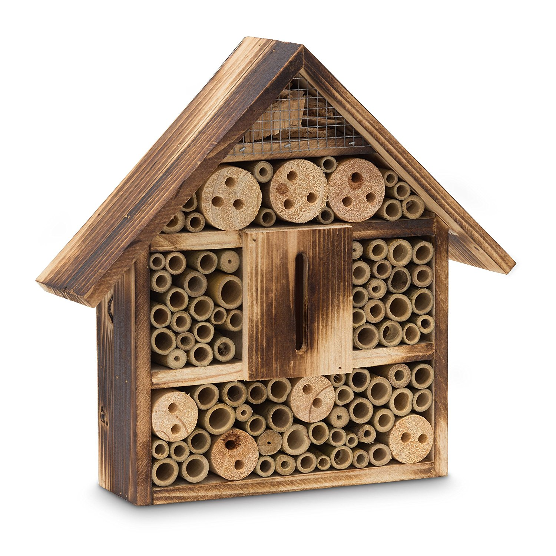 relaxdays insektenhotel test insektenhotel tests. Black Bedroom Furniture Sets. Home Design Ideas